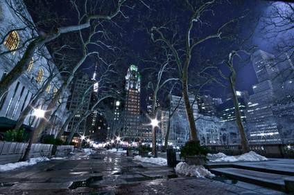 TIM BURTON'S NEW YORK