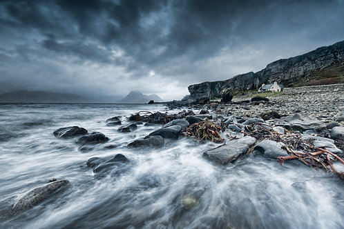 ELGOL towards the Cuillins