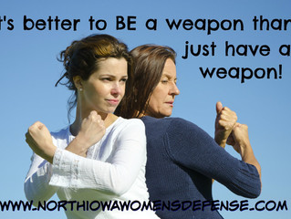 Be A Weapon!