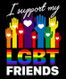 Supporting Your LGBTQ Friends