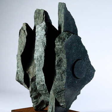 Escultura de Hiroyuki Okumura