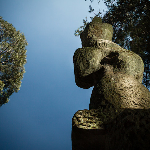 Escultura de Kiyoshi Takahashi