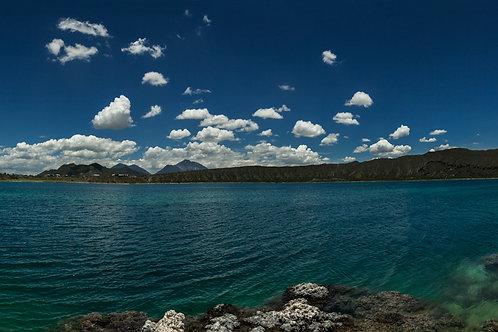 Paisaje: Laguna de Alchichica