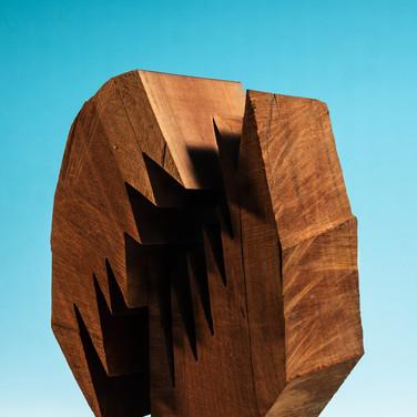 Escultura de Rafael Villar