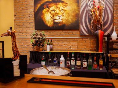 Safari Room Bar