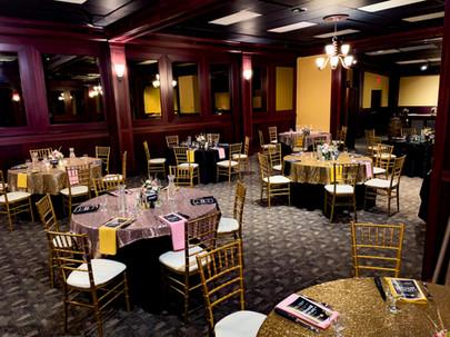 Awards Banquet Set-up