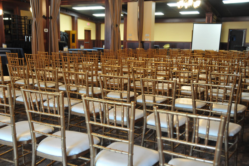 Lecture Set-up - Grand Room
