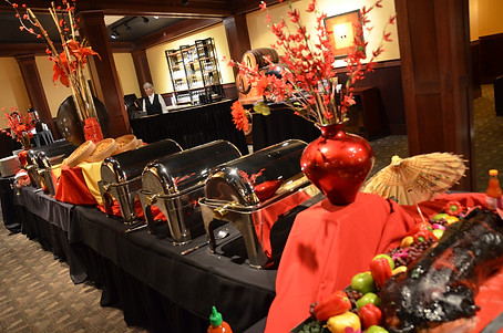 Specialty Buffets, Themed to Your Event