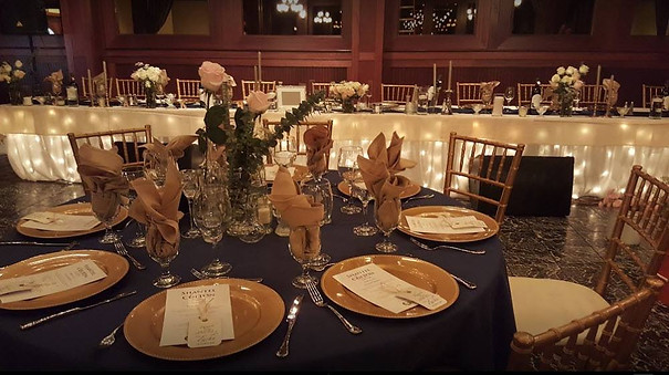 Head Tables, Dance Floors, Guest Tables - We Can Do it All