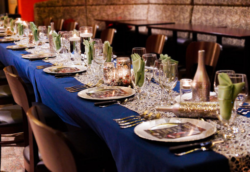 Intimate Winemaker Dinner - Safari Room
