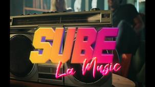 SUBE LA MUSIC - De La Guetto - Nicky Jam