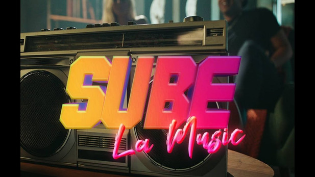 SUBE LA MUSIC - De La Guetto - Nicky Jam