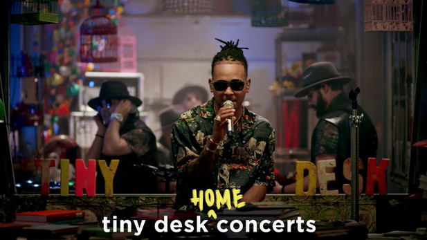 OZUNA Live TINY DESK