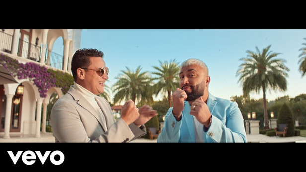 DAME UN CHANCE - Alex Sensation, Silvestre Dangond