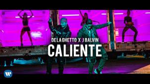 CALIENTE - De La Guetto Ft J. Balvin