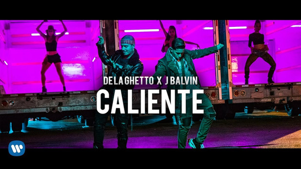 CALIENTE - De La Guetto Ft J. Balvin
