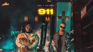 911 REMIX - Sech x Jhay Cortez