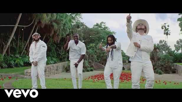 CELEBRATION - Maffio, Farruko, Akon ft. Ky-Mani Marley