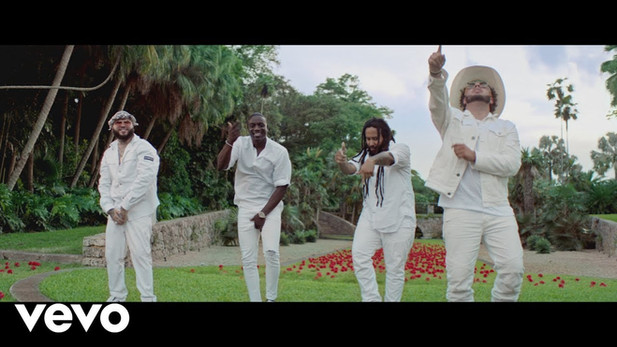 CELEBRATION - Maffio, Farruko, Akon ft. Ky-Mani Marley