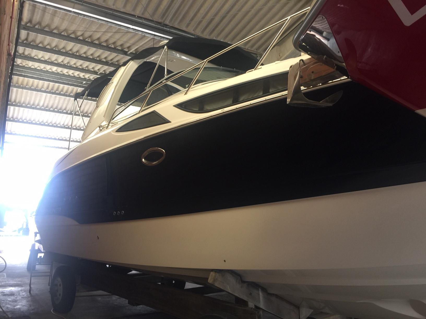 10250 - BAYLINER 350 2012 2 X QSD 270 (3