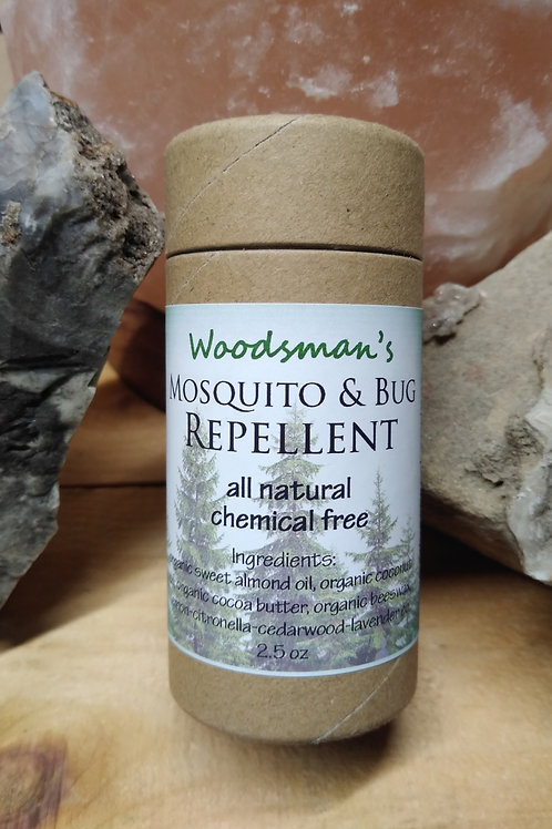 Woodsman's Bug Repellent