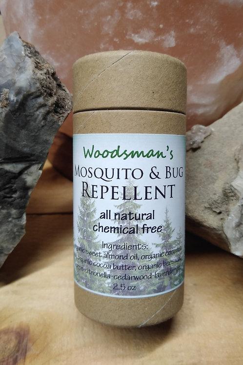 Woodsman's Bug Repellent-2.5 oz