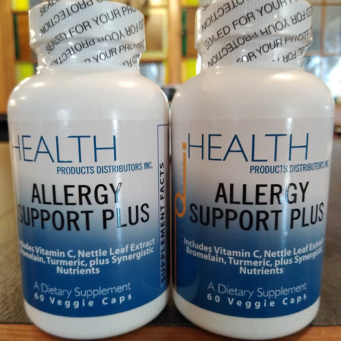Allergy Support Plus