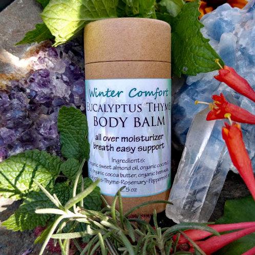 Eucalyptus Thyme Body Balm