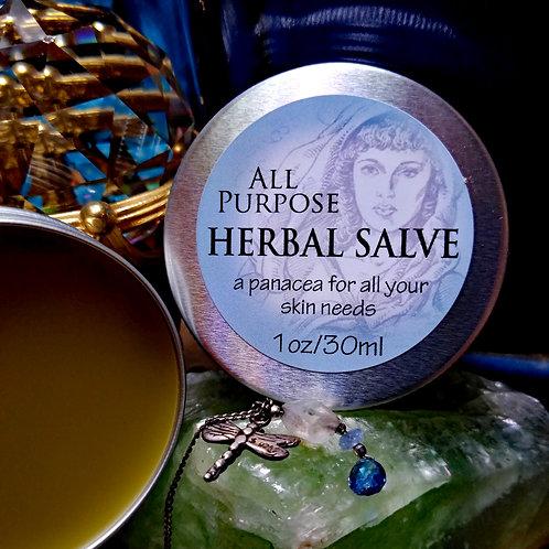 All Purpose Herbal Salve