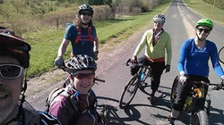 The Creeky Wheel group rides
