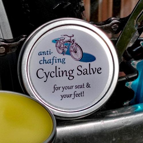 anti-chafing Cycling Salve