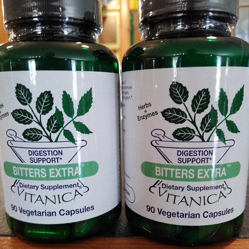 Bitters digestion support