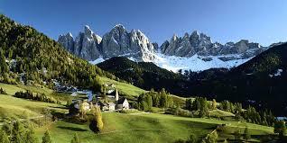 Le Dolomiti:Patrimonio Mondiale dell'Unesco