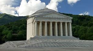 Il Tempio di Canova a Possagno