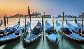 L'isola di San Giorgio a Venezia