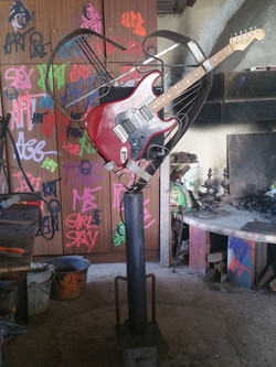 Guitar spktr Shaka Ponk GOZ