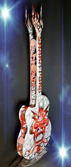 Guitar Spktr Shaka Ponk