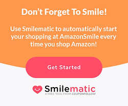 Smilematic helps you use Amazon Smile Chrome Extension