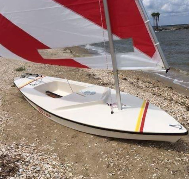 Small Sailboats for Sale in Maine -Sunfish Sailboats for