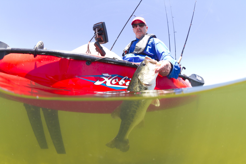 Hobie Fishing Kayak Pro 14