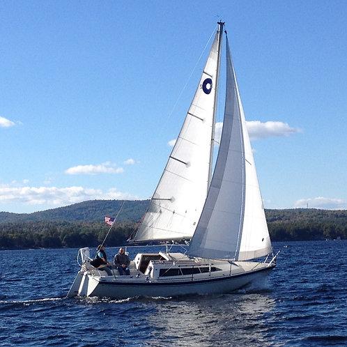 Bareboat Daily Sloop Rental (No Captain)