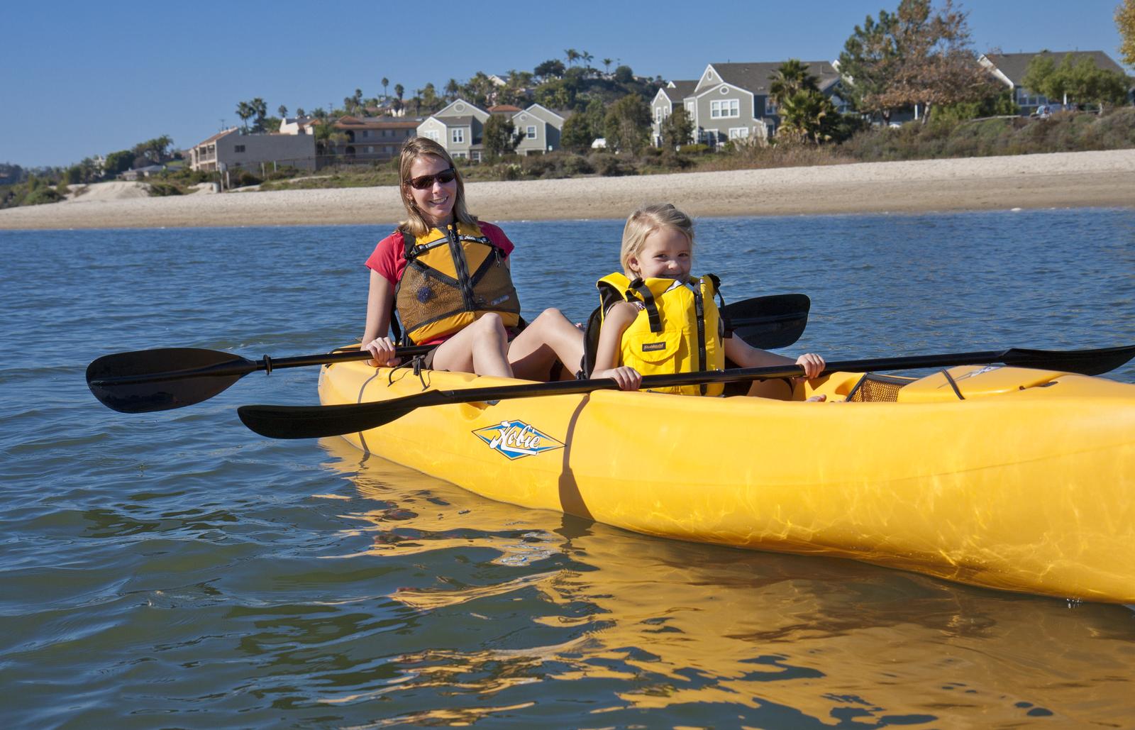 Hobie Odyssey Kayak