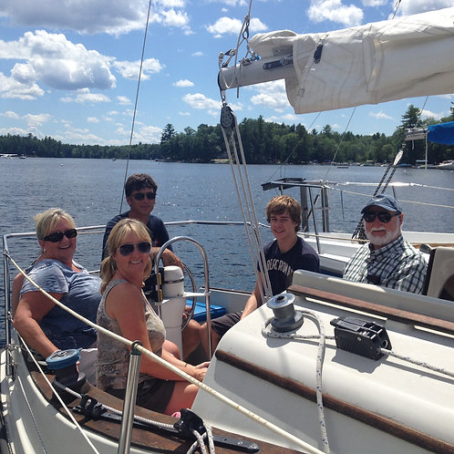 Captained Charters for Groups