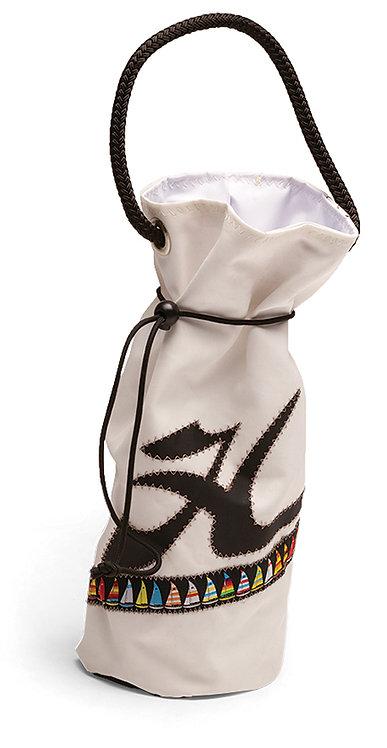 Hobie Sailcloth Wine Bag