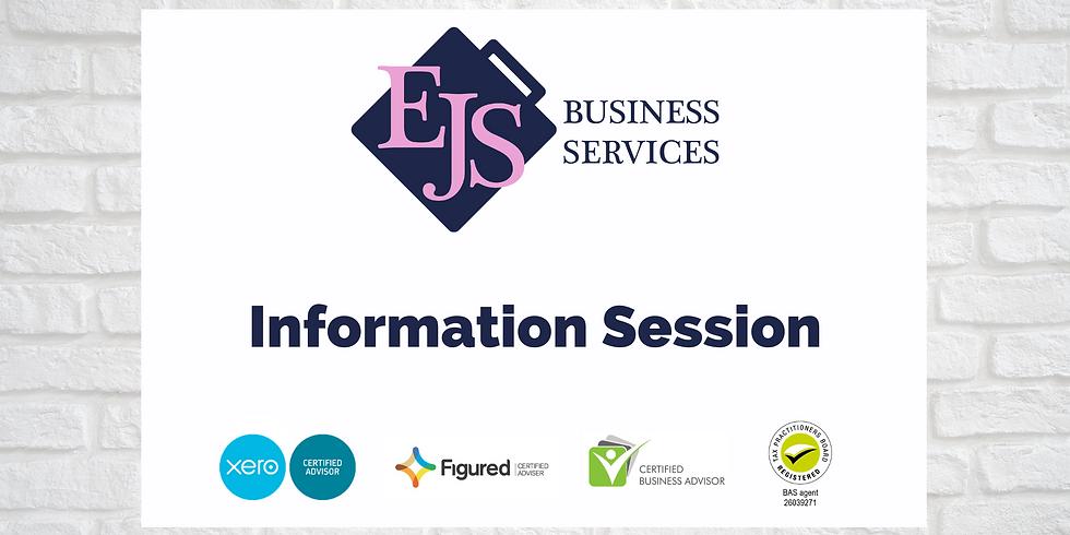 EJS Business Services Information Session