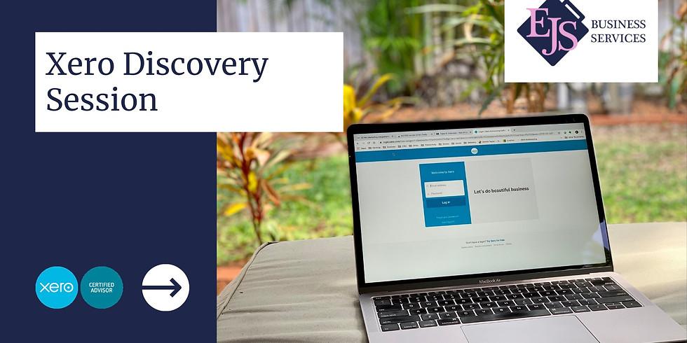 Xero Discovery Session