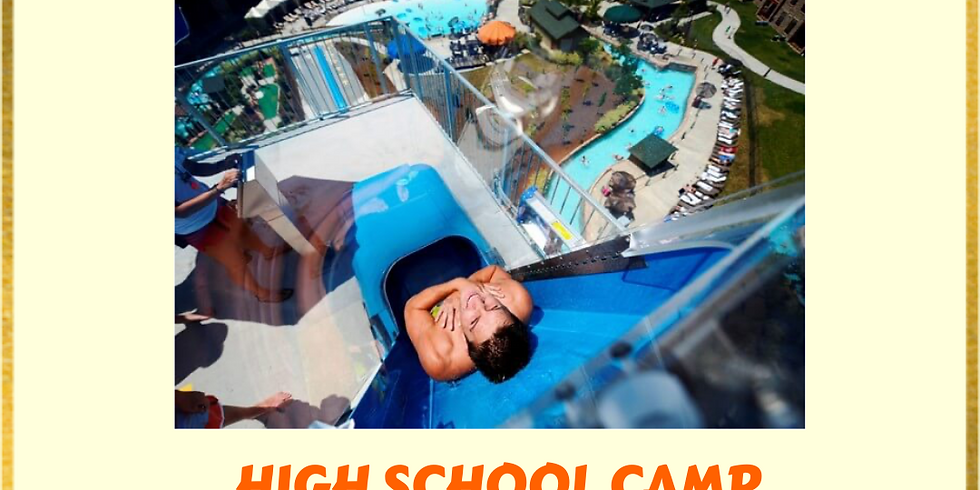 High School Camp