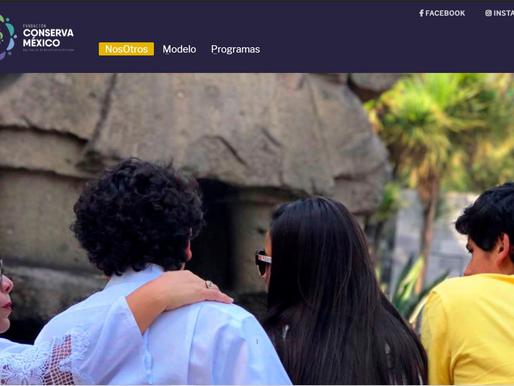 Fundación Conserva México I.B.P., orgullo de Norma Romero Cortés