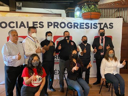 Cierra filas RSP-Coyoacán para sanar a México y a la alcaldía