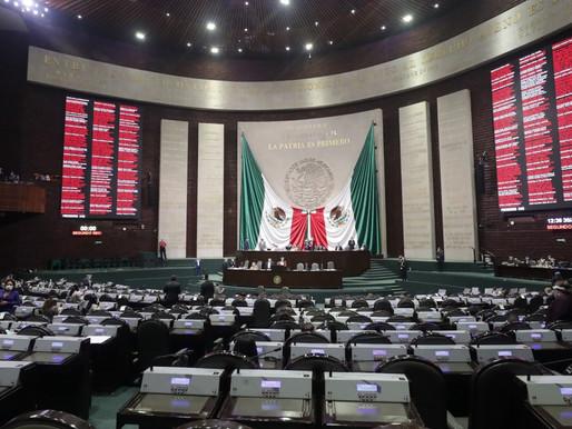 Cámara de Diputados, por primera vez habrá reelección